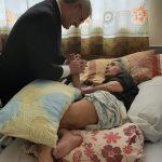 Visita del Nunzio apostolico in Ecuador alla fondazione Cottolengo